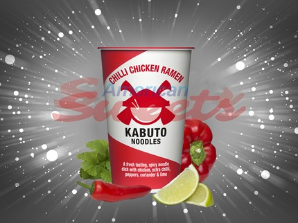 KABUTO Chicken Chili 6 st/förp
