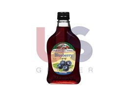 Maple grove Blueberry Syrup 12st