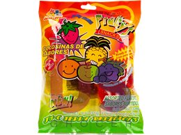 Din Dons Jelly Fruity 30units/pack