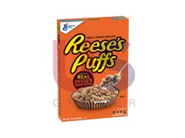 Resse's Puffs Cereal 12st/förp